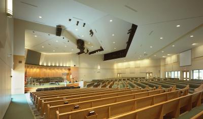 Brooklyn Park EFC - Interior Worship