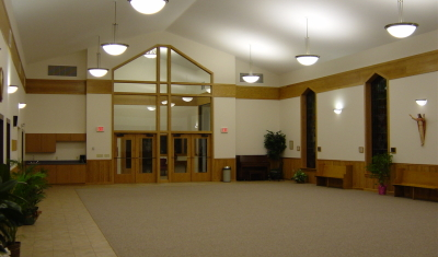 St. John Catholic Church - Gathering Hall